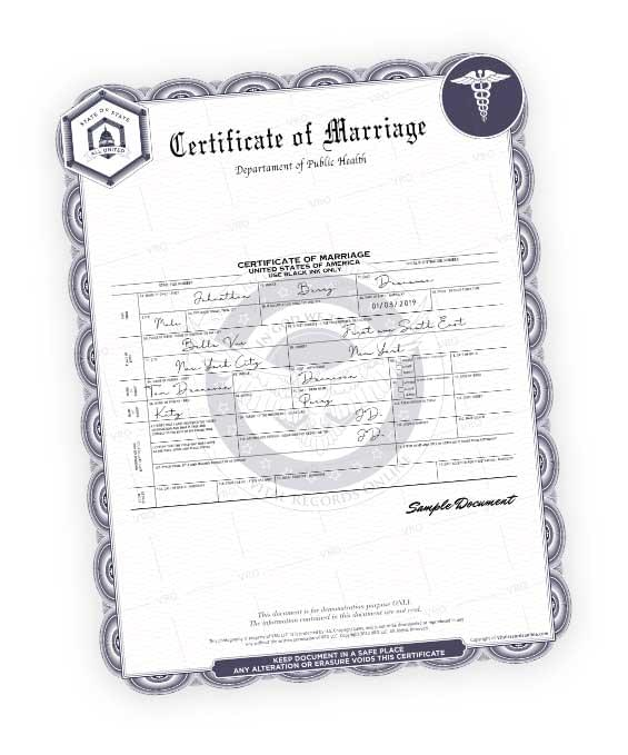 certificate marriage death oregon oklahoma colorado certified official records application request simplified