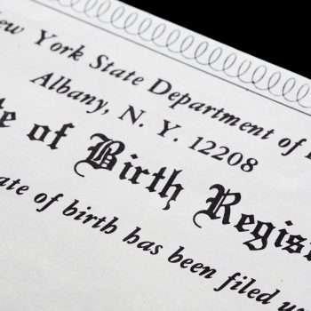 What is a Birth Certificate?