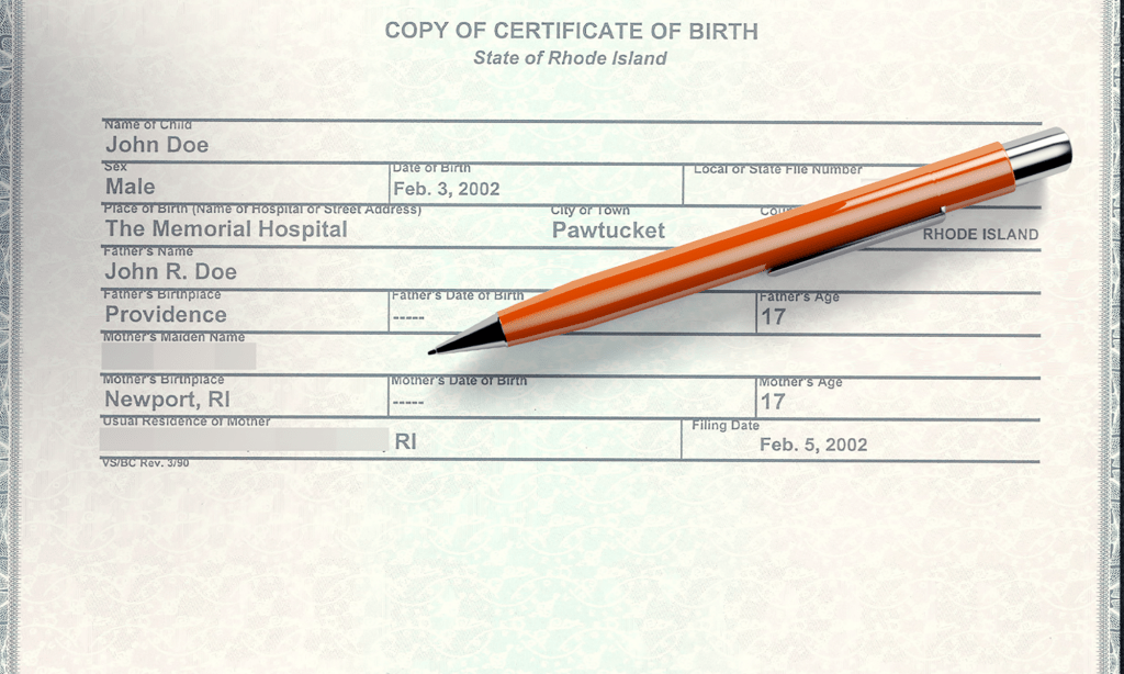 How Do You Change or Modify Your Birth Certificate?