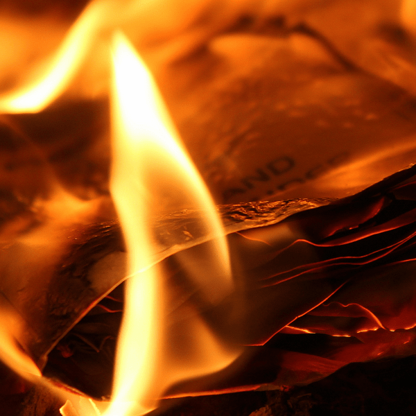 How Do You Replace Vital Records After a Fire?