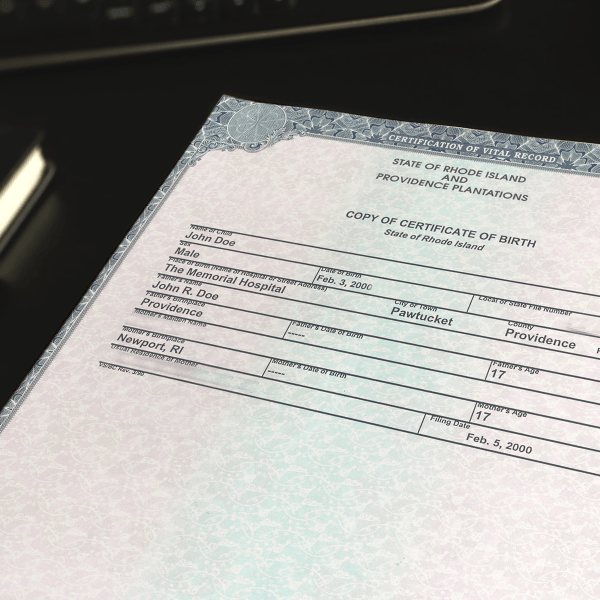 How to Make Changes to Your Birth Certificate or Passport
