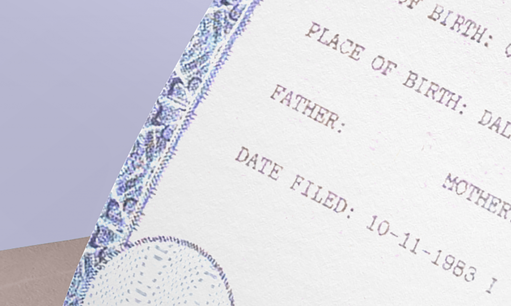 What Does It Mean If There is No Father on Your Birth Certificate?