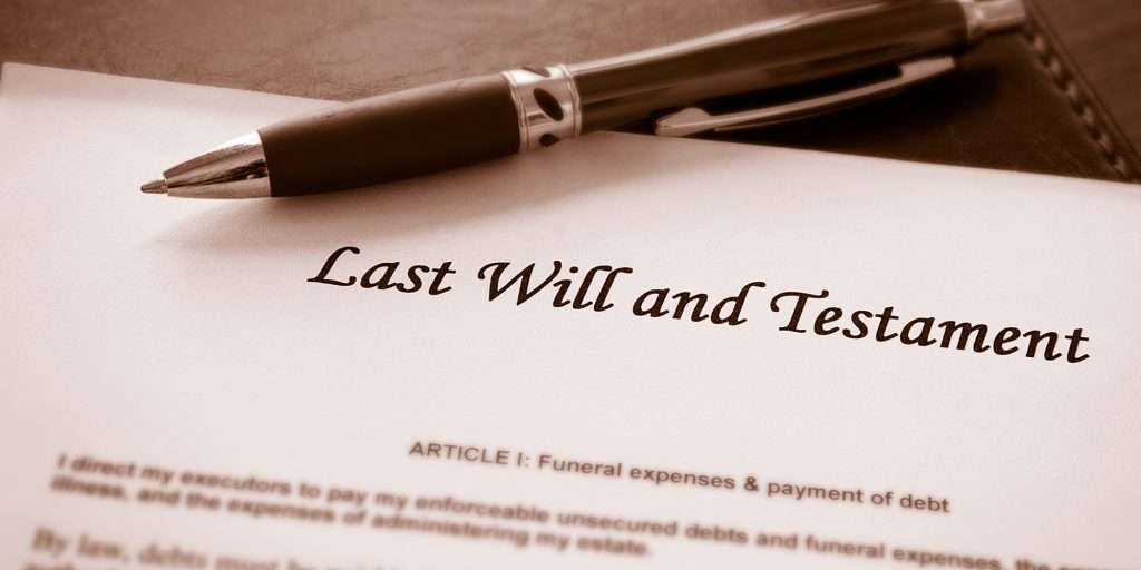 What Legal Documents Have to Be Done When Relative Just Passed Away?