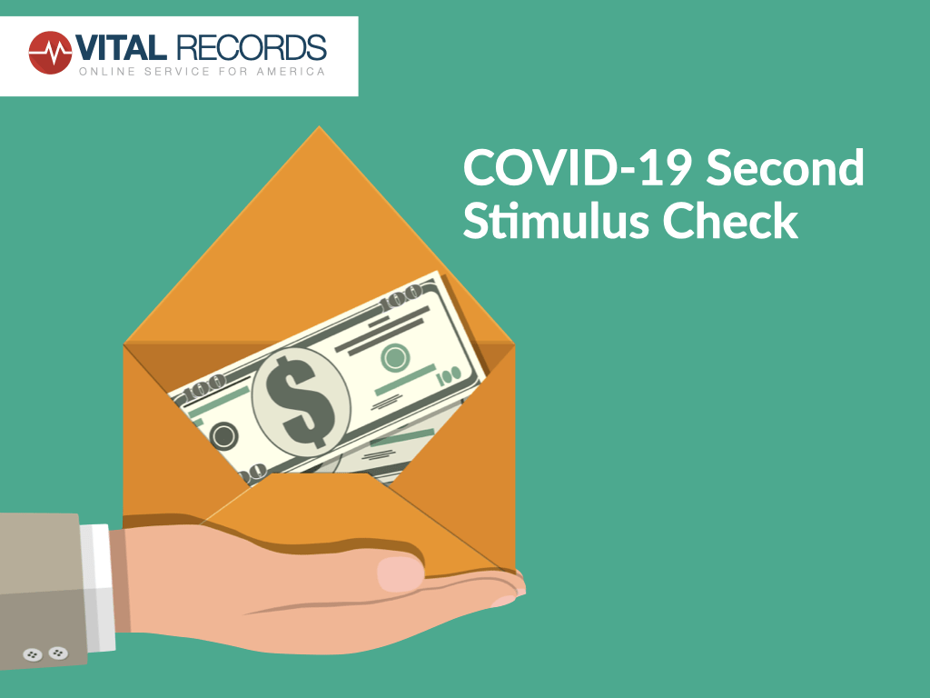 Covid-19 second stimulus check